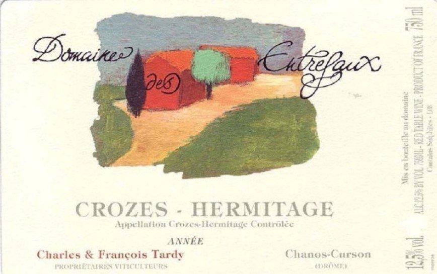 Domaine des Entrefaux Crozes-Hermitage 2015