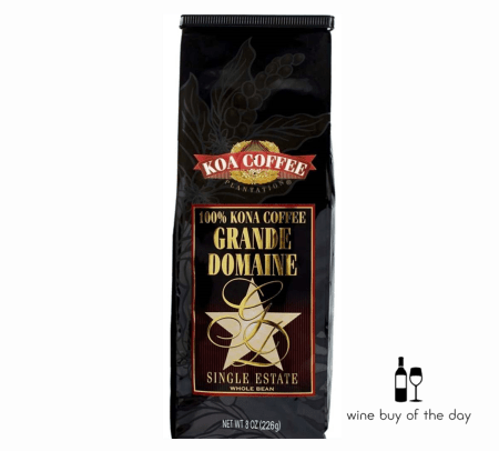 Grande Domaine Kona Vienna Roast Whole Bean