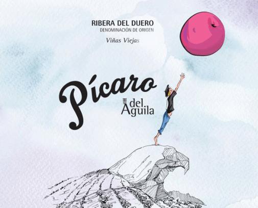 Dominio del Aguila Picaro Tinto 2014