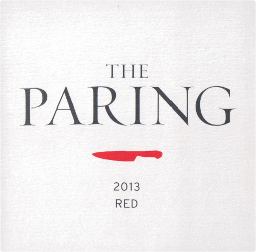 The Paring Red 2013 | Screaming Eagle Sister Winery