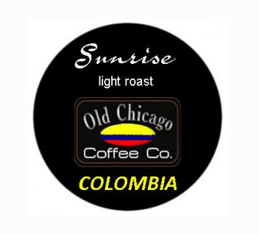 Old Chicago Colombian Light Roast FTC | 10oz