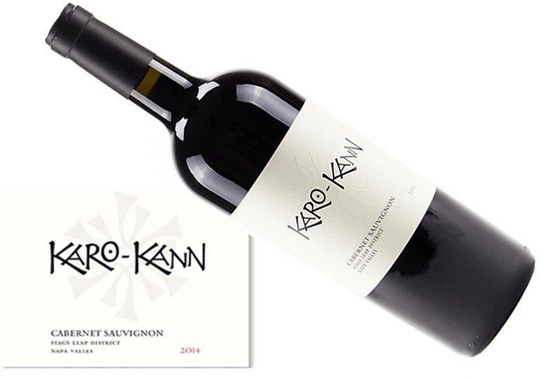 Karo-Kann Cabernet Sauvignon Stags Leap 2014