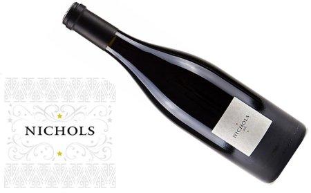 Nichols Pinot Noir 2016   Mouthwatering & Juicy   Pairs w/Vegetables, Red & White Meat, Cheese  Serve 57-63°F   Drink now thru 2022   Red Wine   Pinot Noir   Napa, CA   Carneros   Winemaker Britt Nichols