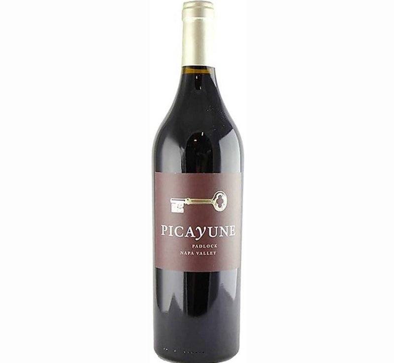 Picayune Cellars Padlock 2015 | Silky Smooth Ripe Fruit | Pairs w/Finest Red Meat, Vegetables, Cheese| Serve 60-65°F | Drink now thru 2023 | 94WA | Red Blend | Cabernet · Merlot · Cab Franc | Napa, CA
