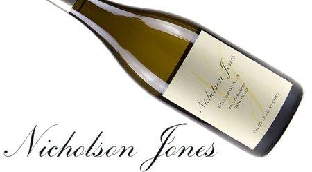 Nicholson Jones Dolly Hill Chardonnay 2013 | Brilliant Unoaked Chardonnay | Pairs w/White Meat, Vegetables, Fish, Shellfish, Soft Cheese | Serve 50-55°F | Drink now thru 2020 | 93WA | White Wine | Chardonnay | Carneros, Napa, CA | Winemaker Julien Fayard