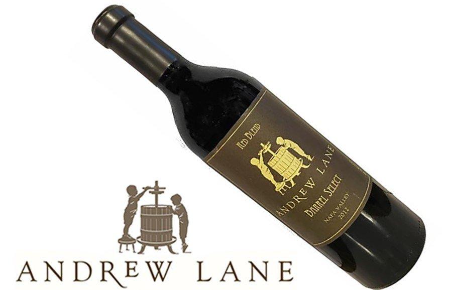 Andrew Lane Barrel Select 2012