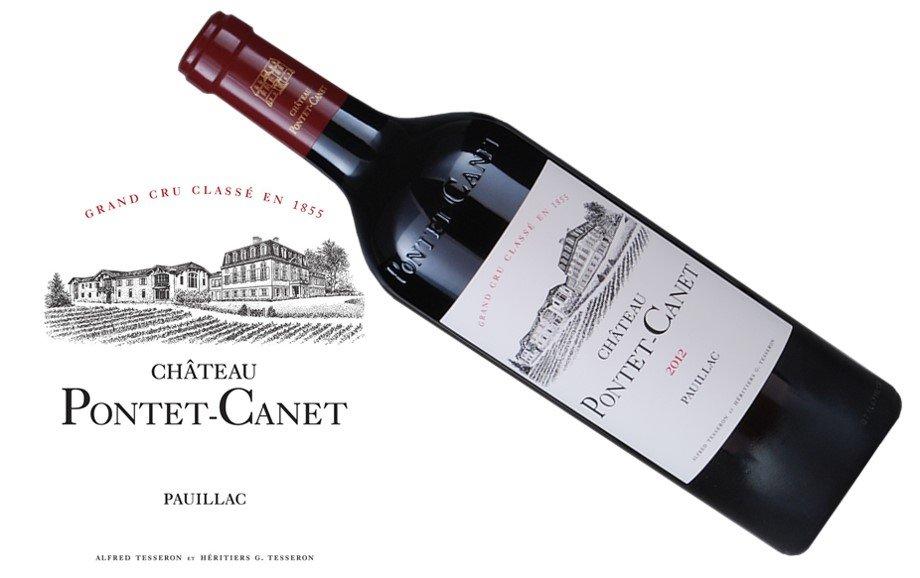 Chateau Pontet-Canet 2012 | 1.5L