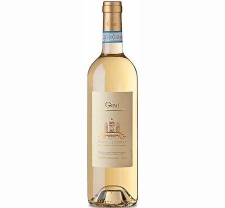 Gini Soave Classico 2016 | Versatile Italian Summer Classic! | Pairs w/Fish, Shellfish, Poultry, Comfort Foods, Cheese | Drink 50-55°F | Drink now thru 2020 | 93WA | White Wine | Garganega | Veneto, Italy