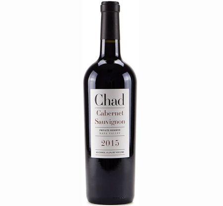 Chad Private Reserve Cabernet Sauvignon 2015