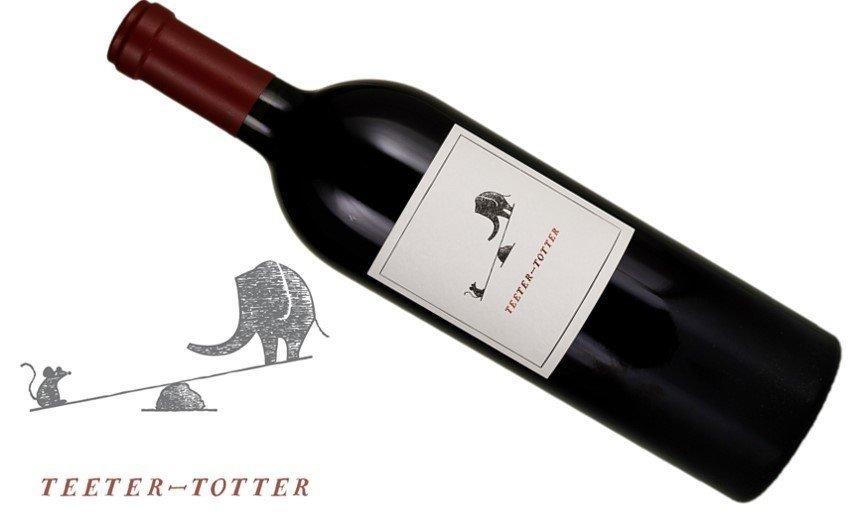 Teeter-Totter Cabernet Sauvignon 2015