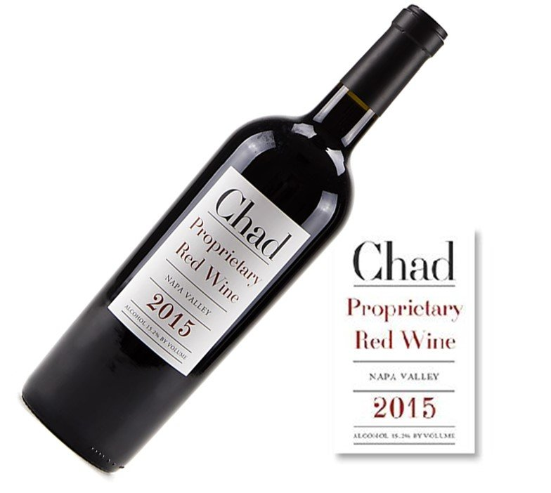 Chad Proprietary Red 2015
