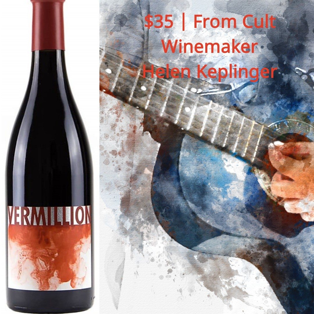 Vermillion Red Blend 2015