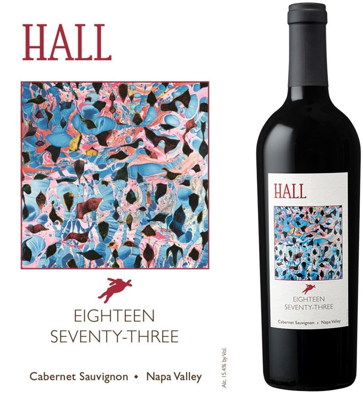 Hall Eighteen Seventy Three Cabernet Sauvignon 2014