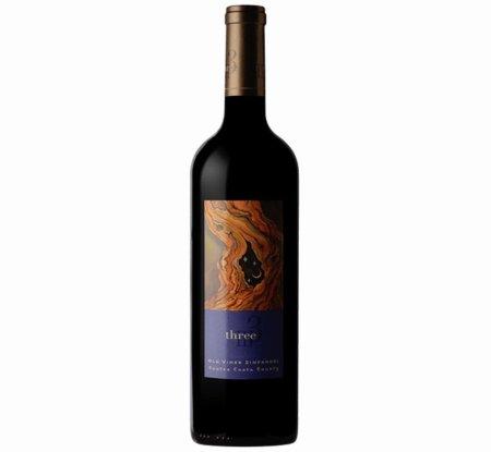 Three Wine Company Old Vines Zinfandel 2015