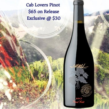 Anderson Conn Valley Pinot Noir 2017