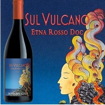 Donnafugata Sul Vulcano Etna Rosso 2016