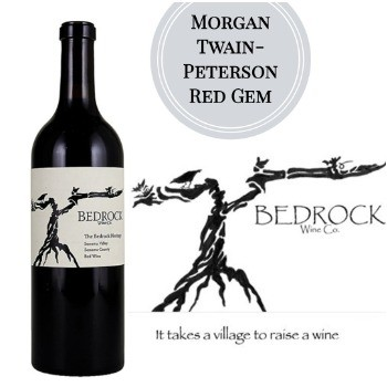 Bedrock Wine Company Old Vine Zinfandel 2017