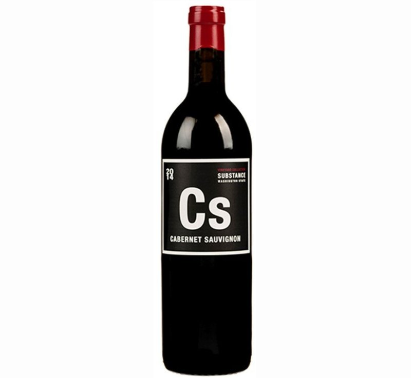 Substance Cabernet Sauvignon Stoneridge Vineyard 2014