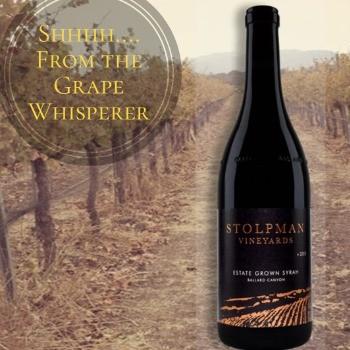 Stolpman Vineyards Estate Grown Syrah 2017