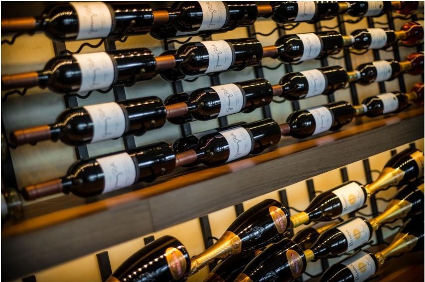 nikita restaurant commercial wine