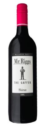 Mr. Riggs The Gaffer Shiraz