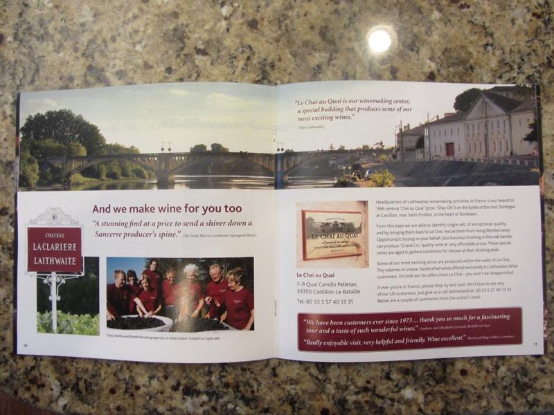 The Laithwaites wine voucher gets you 15 bottles of wine for $69.99