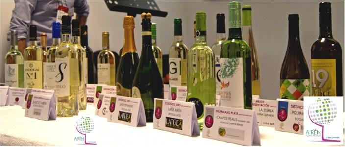 vinos premiados