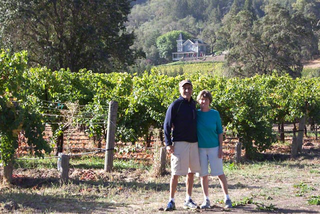 about wine country getaways