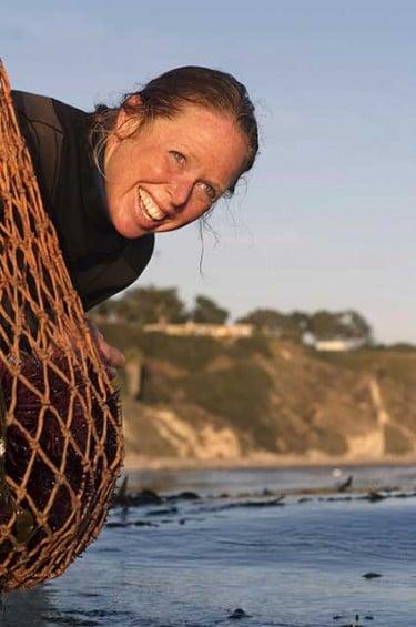 fisher woman stpehanie