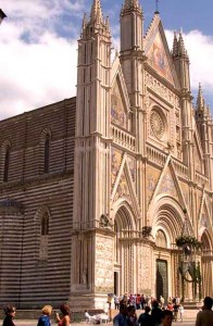 Cathedral at the Piazza Duomo