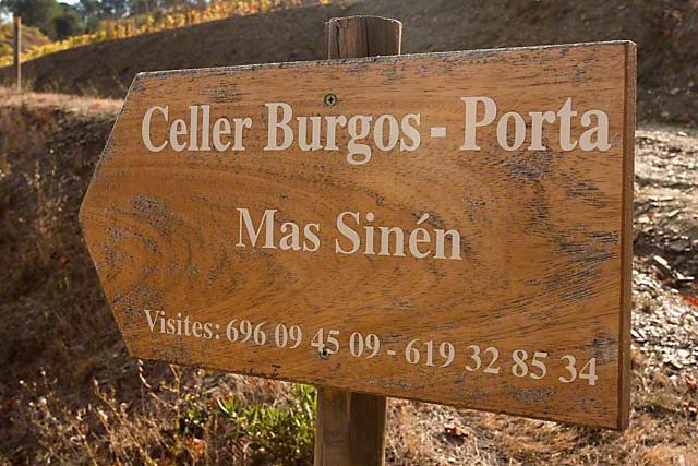 Cellar Burgos Porta