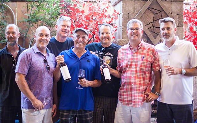 Moderator and Lodi Native winemakers