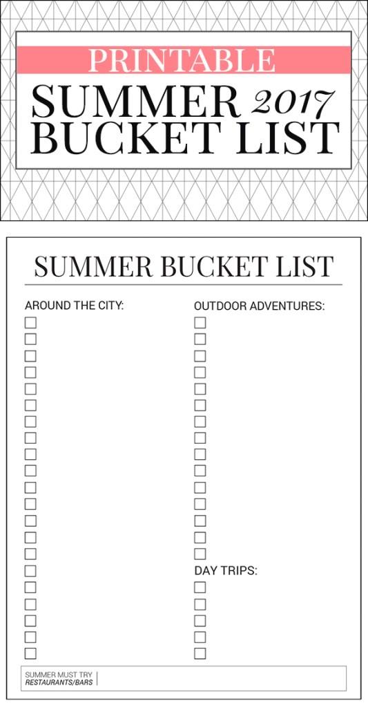 Pinterest Summer-Bucket-List