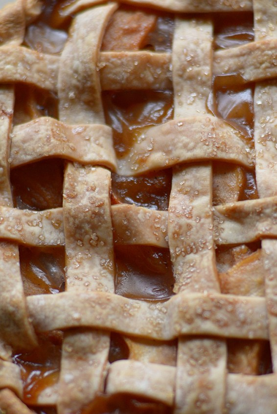 pie lattice