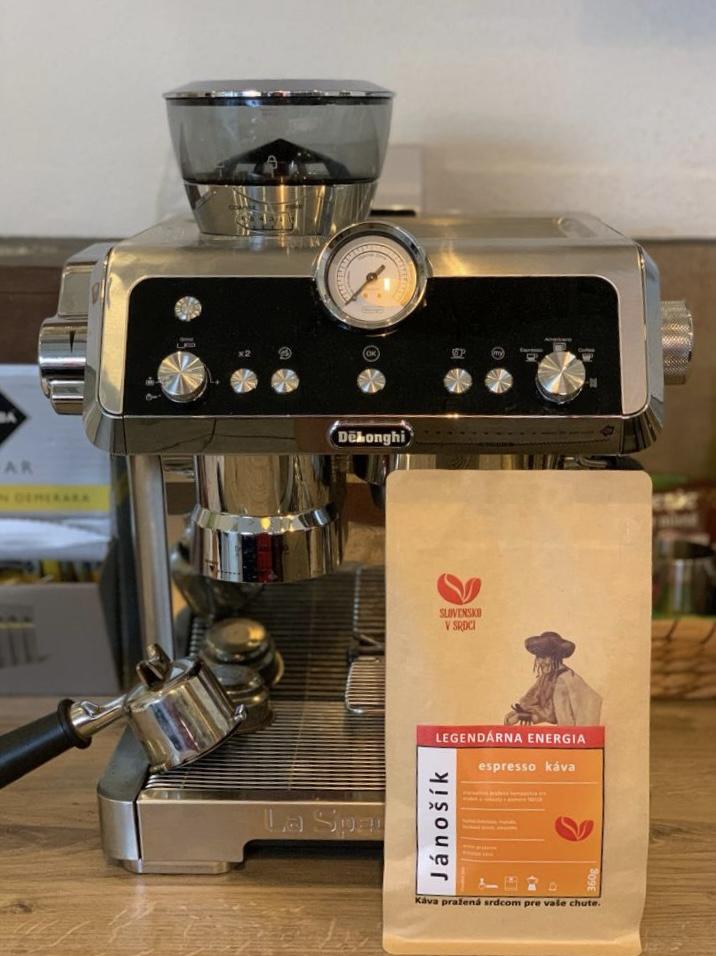 káva jánošík