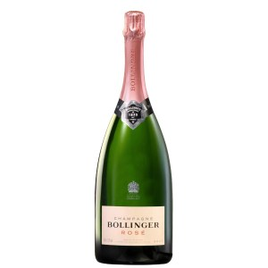 Champagne BRUT ROSE' cantina BOLLINGER