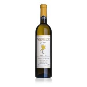 """Collio DOC Pinot Grigio """"Jesera"""" 2019 – Venica & Venica"""
