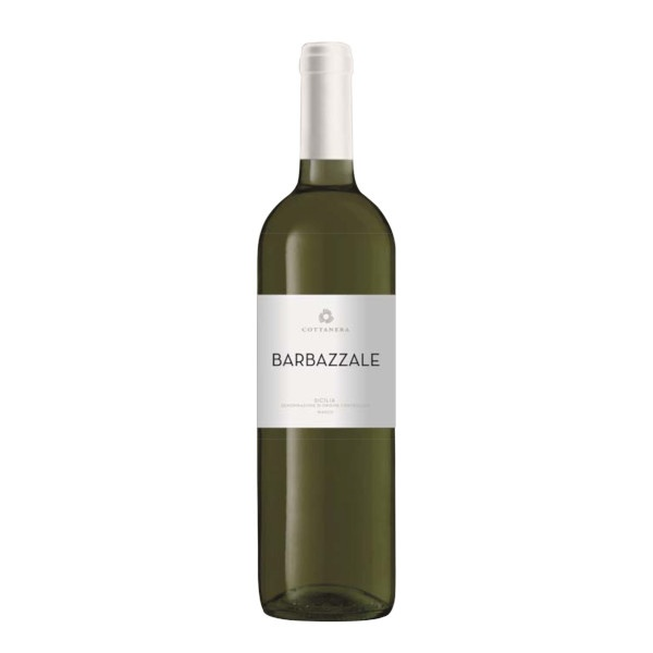 """Sicilia Bianco DOC """"Barbazzale"""" 2019 – Cottanera"""