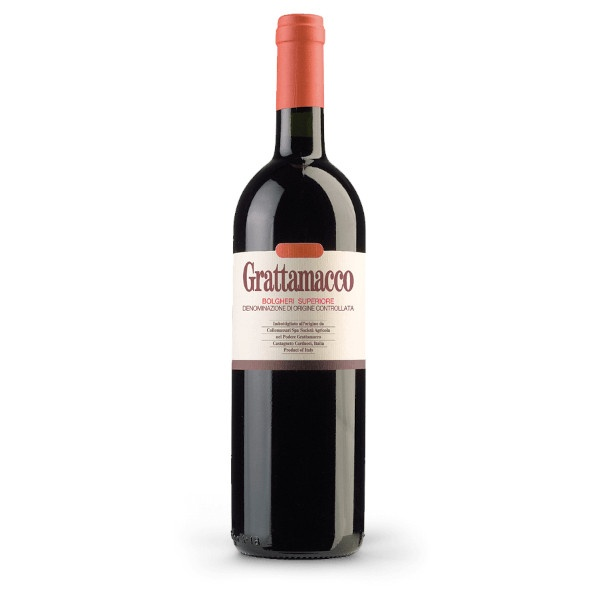 """Bolgheri Rosso Superiore DOC """"Grattamacco"""" 2016 Magnum - Grattamacco"""