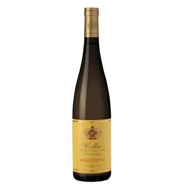 Collio DOC Pinot Bianco 2017 - Schiopetto