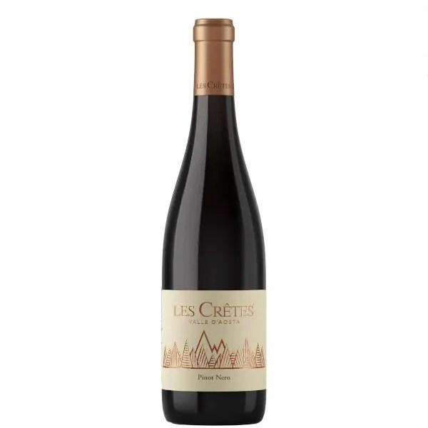 Valle d'Aosta DOP Pinot Nero 2019 - Les Crêtes