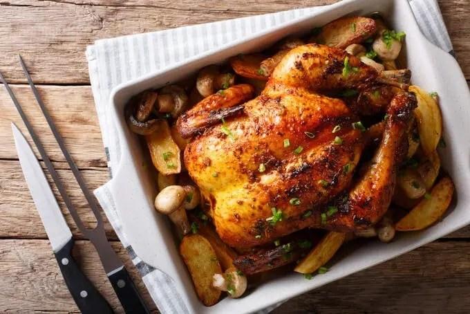 pollo-arrosto