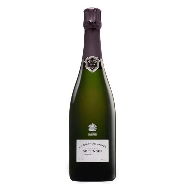 """Champagne AOC Brut Rosé """"La Grande Année"""" 2012 - Bollinger"""