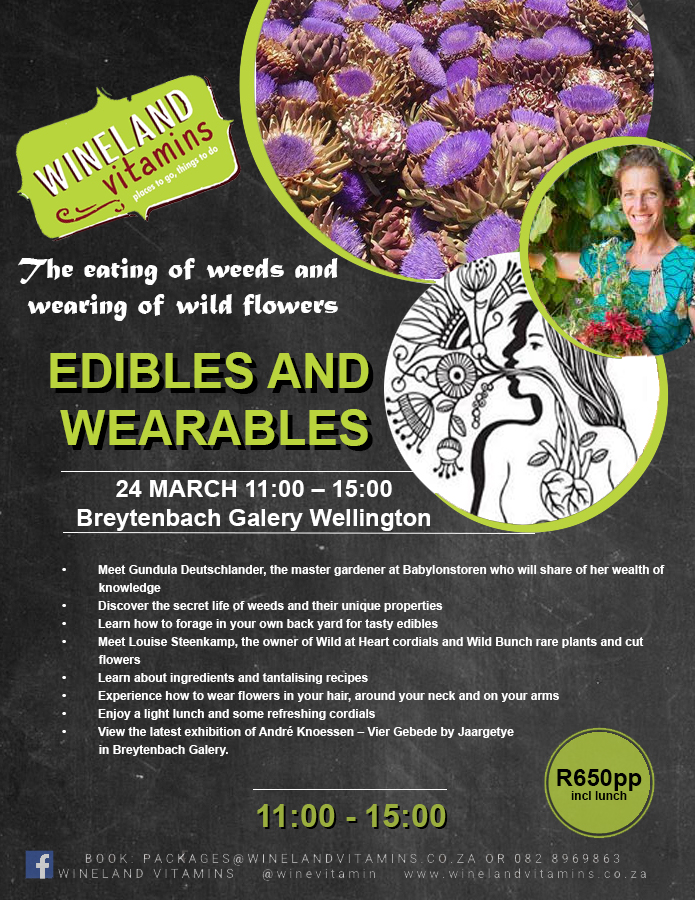 Edibles and Wearables