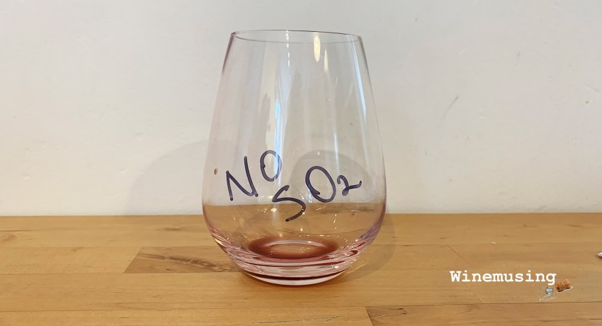 natural wine without sulphur
