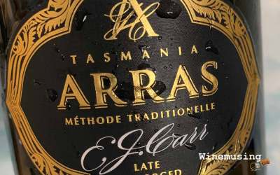 Australian sparkling wines – House of Arras style!