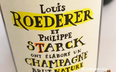 Louis Roederer Philippe Starck Vintage Champagne