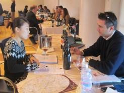 Wine Pleasures Workshop Buyer meets ITALIAN Cellar 2012