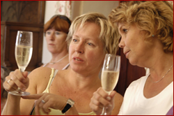 Cava tasting Wine Tourism