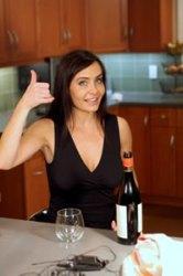 Kelli McCarty Wine Tv 2 at Wine Pleasures